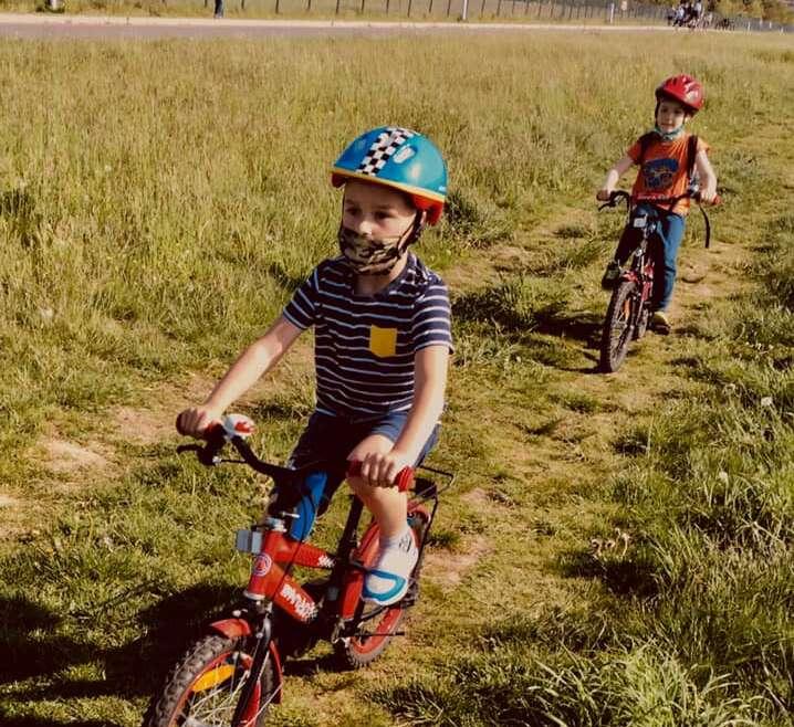 Zajęcia rowerowe